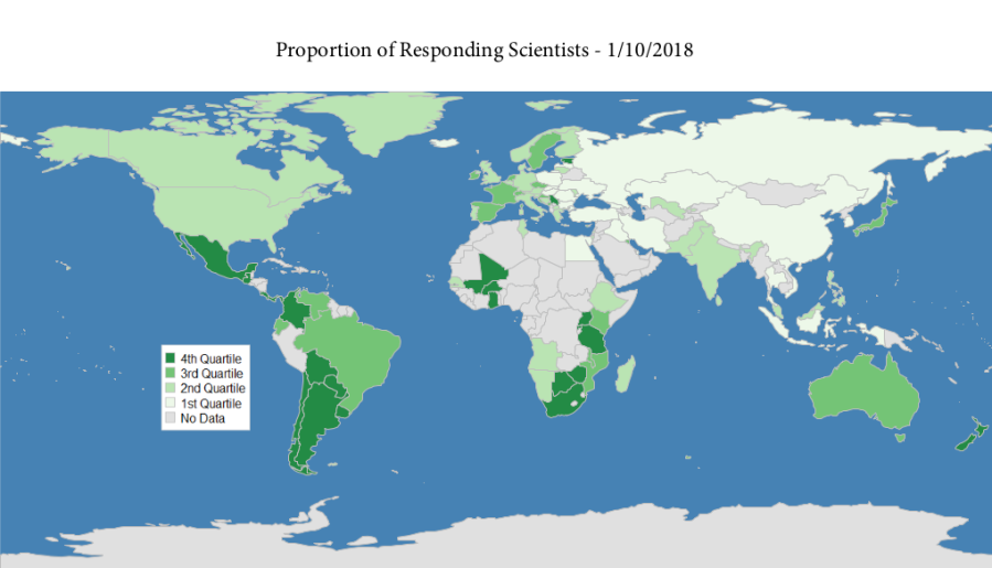 Proportion Respondent Map Oct